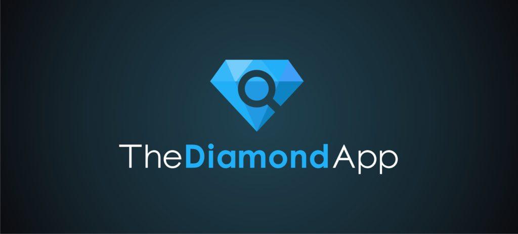The Diamond App price tracker logo