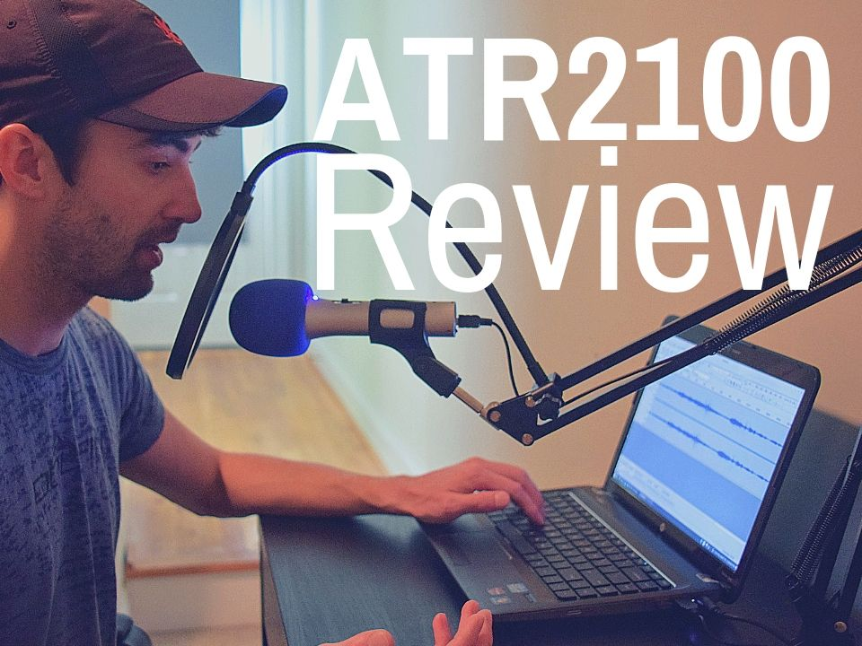 ATR2100 microphone review