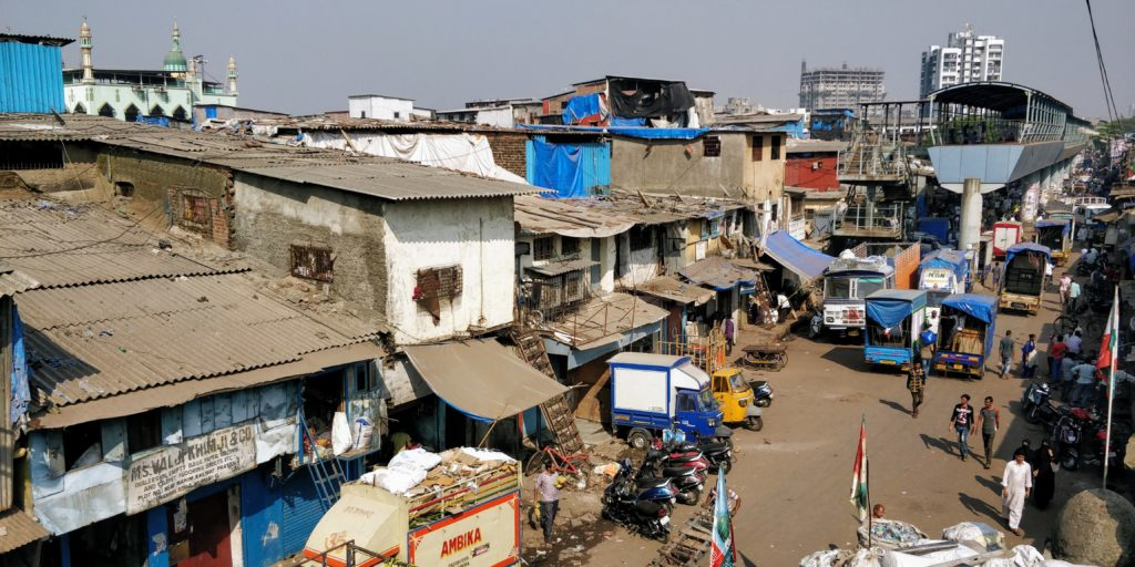 Dharavi Slum Tour Mumbai