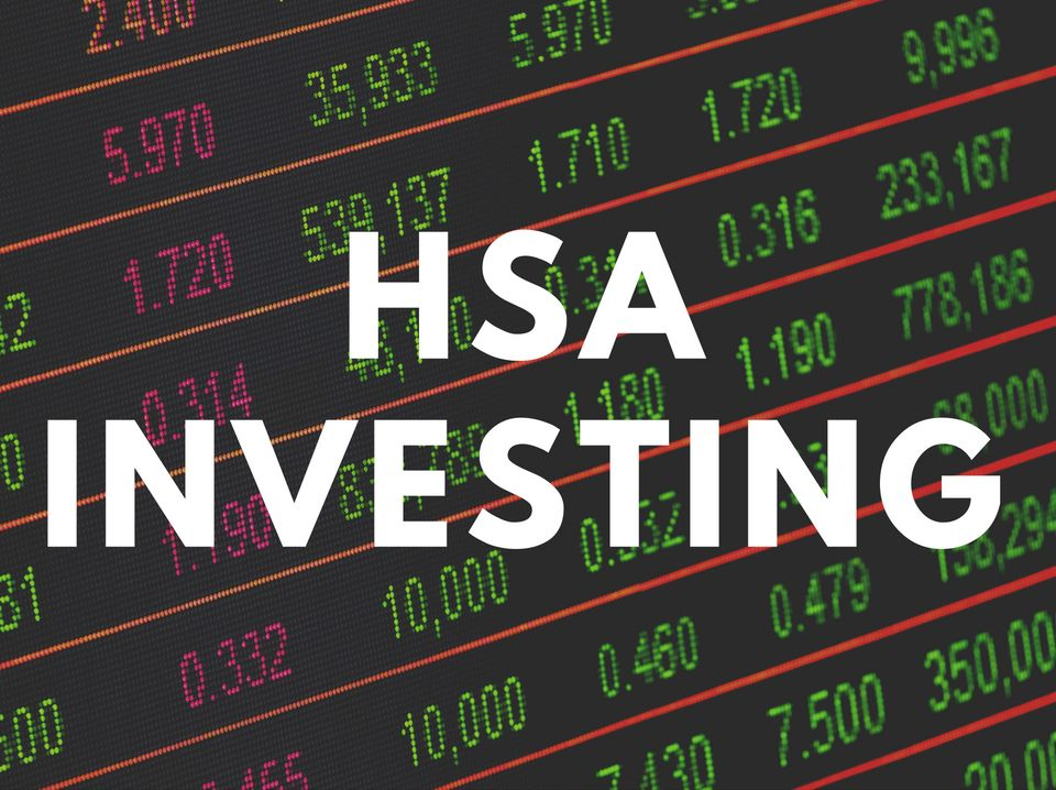 HSA Investing - cash drag and HSA investment
