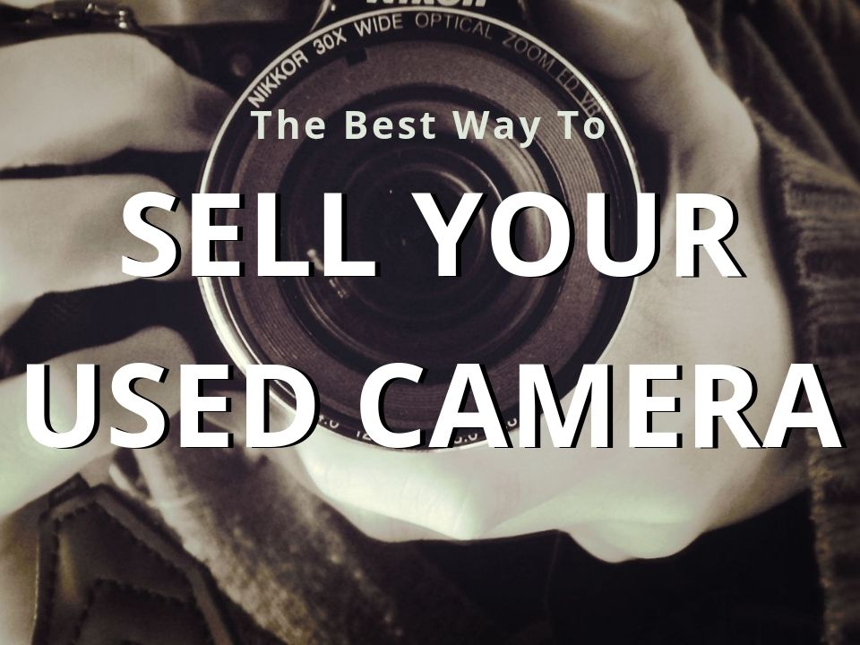 Sell your used camera