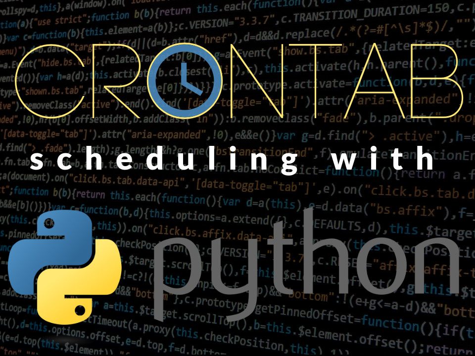 How to Schedule a Python Script with Crontab - TonyFlorida com