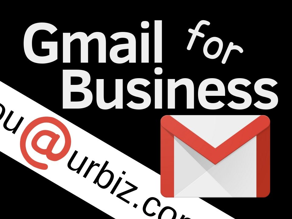 Gmail for business with G Suite