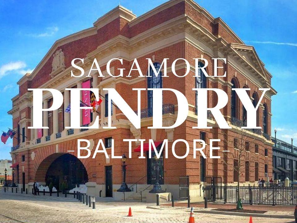 Sagamore Pendry Baltimore