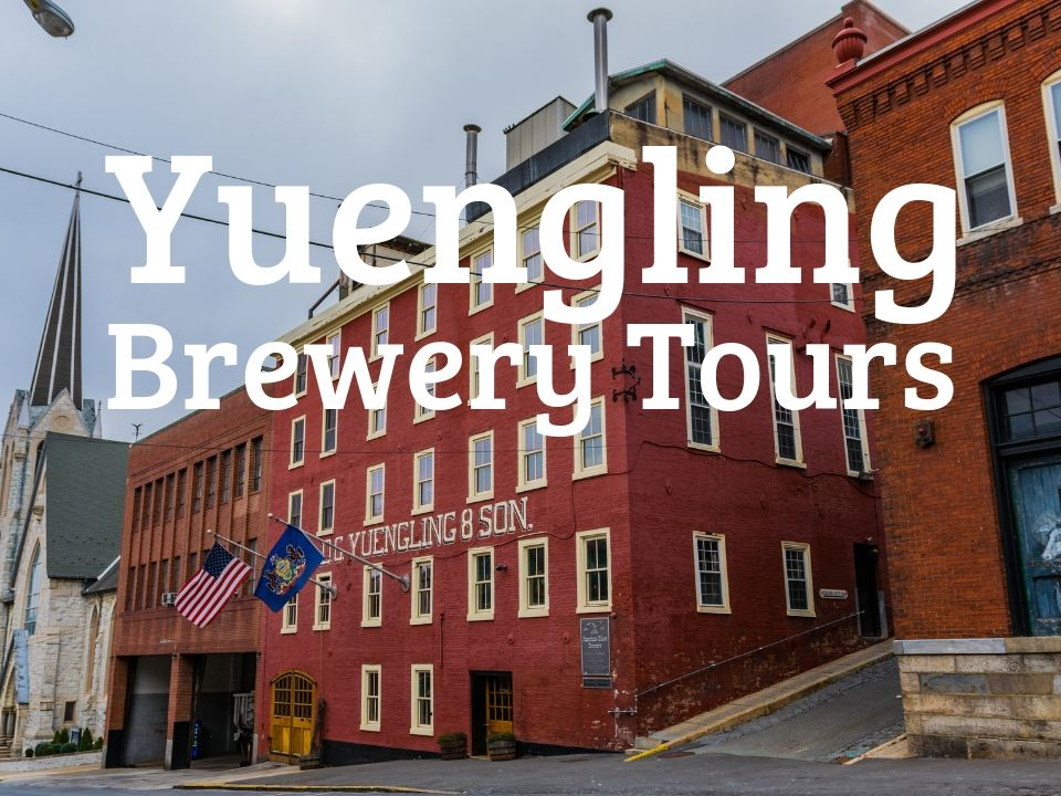 Yuengling brewery tours