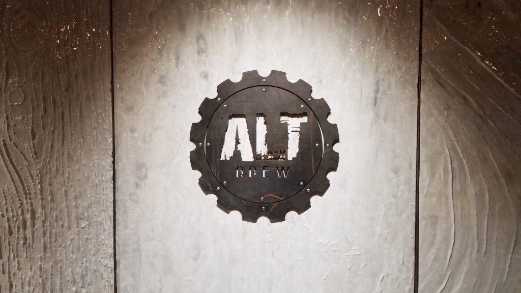 Alt Brew gluten free beer