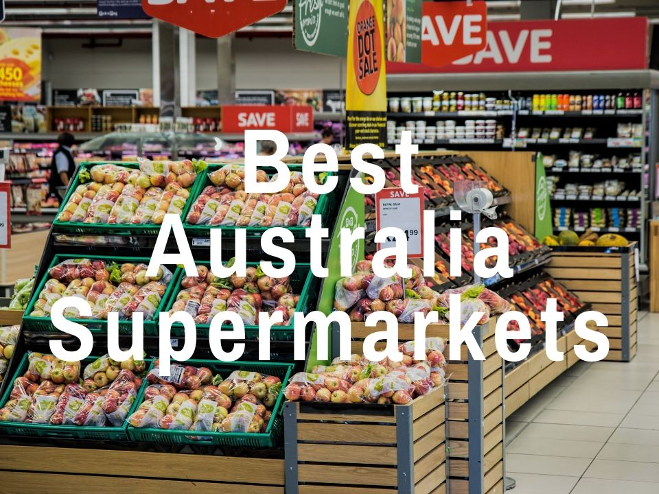 Australia supermarkets and grocery stores