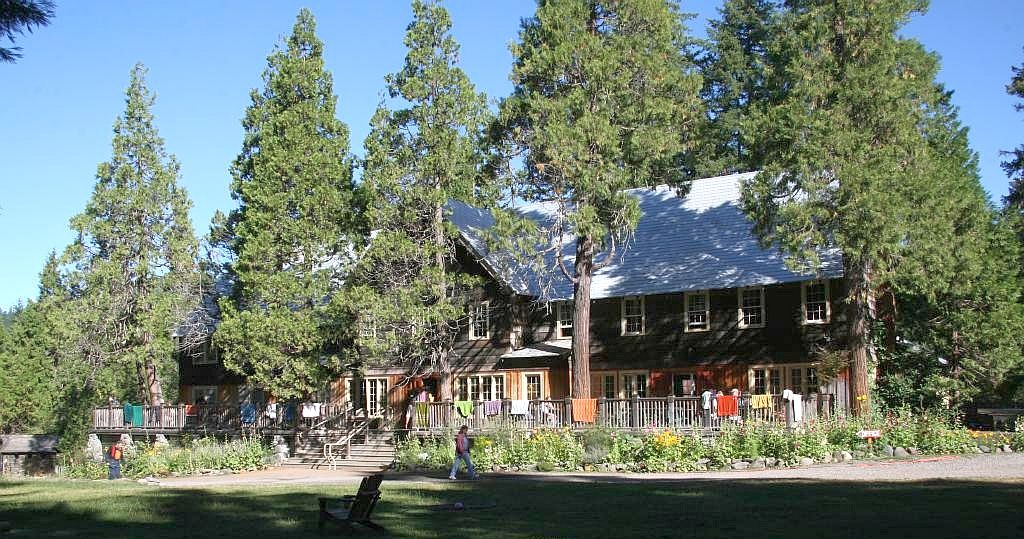 Breitenbush Hot Springs lodge