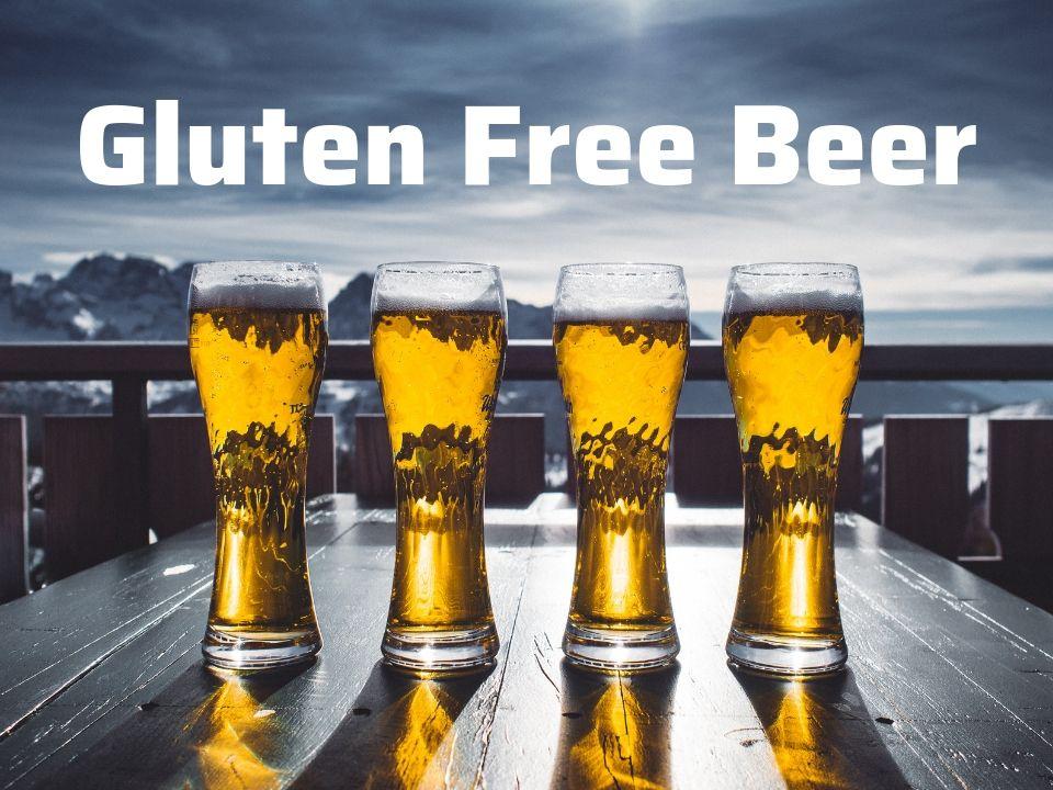 Gluten free beer list