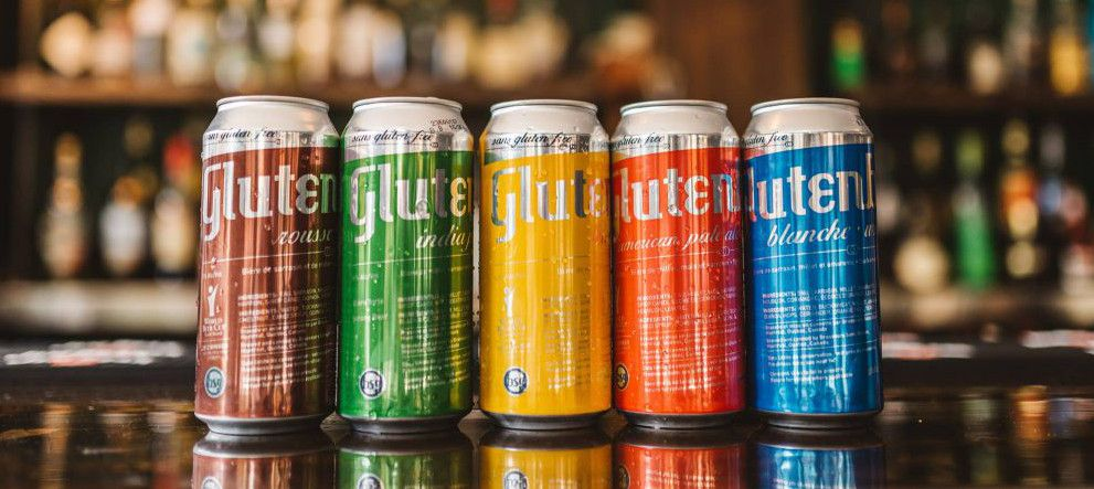 Glutenberg beer