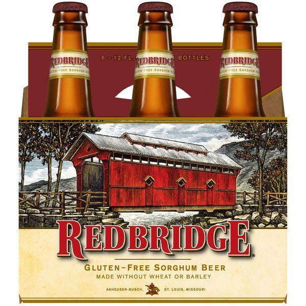 Redbridge beer gluten free