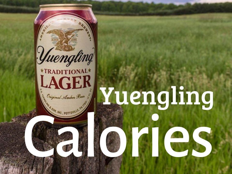 Yuengling calories