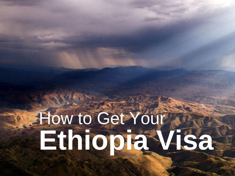 eVisa Ethiopia