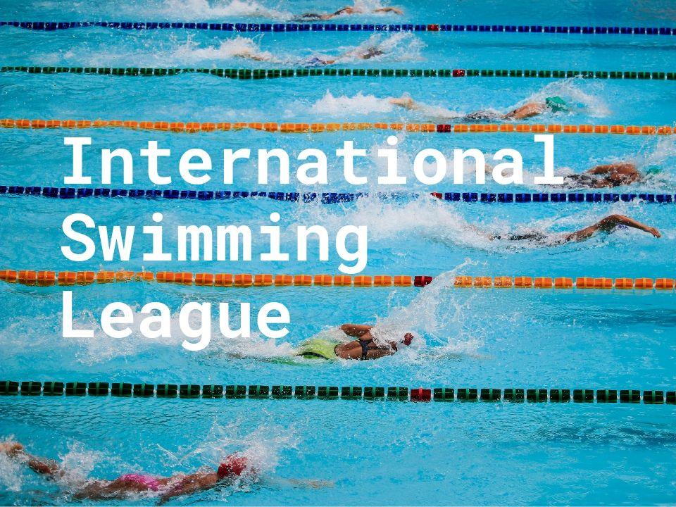 International Swimming League (ISL)