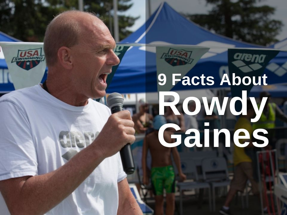 Rowdy Gaines facts